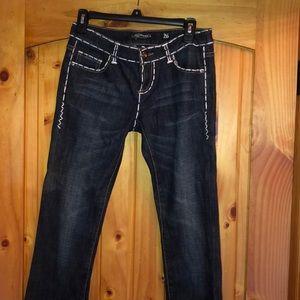 Ed Hardy women's jeans